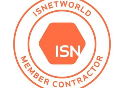 ISNetworld Qualified Contractor